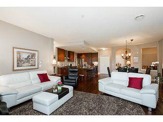 Photo 7: # 208 16477 64TH AV in Surrey: Cloverdale BC Condo for sale (Cloverdale)  : MLS®# F1405334