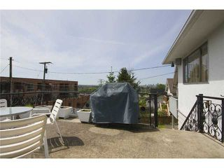 Photo 13: 3656 FRANKLIN ST in Vancouver: Hastings East House for sale (Vancouver East)  : MLS®# V1066629