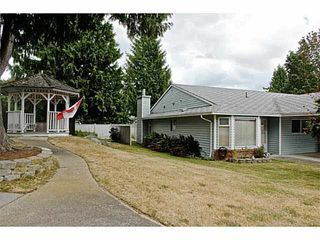 "Photo 1: 8 824 NORTH Road in Gibsons: Gibsons & Area Townhouse for sale in ""Twin Oaks"" (Sunshine Coast)  : MLS®# V1078665"