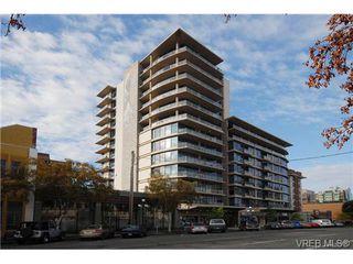 Photo 1: 611 845 Yates Street in VICTORIA: Vi Downtown Condo Apartment for sale (Victoria)  : MLS®# 341521