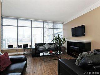 Photo 4: 611 845 Yates Street in VICTORIA: Vi Downtown Condo Apartment for sale (Victoria)  : MLS®# 341521