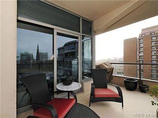 Photo 16: 611 845 Yates Street in VICTORIA: Vi Downtown Condo Apartment for sale (Victoria)  : MLS®# 341521