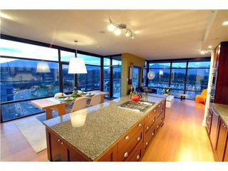 Photo 2: # 1500 1863 ALBERNI ST in Vancouver: West End VW Condo for sale (Vancouver West)  : MLS®# V1047802