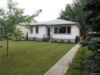 Photo 1: 370 Cabana Place in WINNIPEG: St Boniface Residential for sale (South East Winnipeg)  : MLS®# 1421943