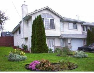 "Photo 1: 807 RODERICK AV in Coquitlam: Coquitlam West House 1/2 Duplex for sale in ""COQUITLAM WEST"" : MLS®# V538307"