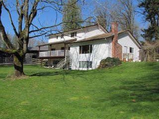 Photo 2: 25170 4 AV in Langley: Otter District House for sale : MLS®# F1441032