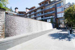 Photo 1: 313 3606 ALDERCREST DRIVE in North Vancouver: Roche Point Condo for sale : MLS®# R2096813