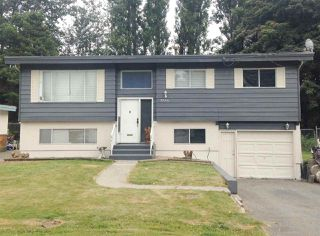 Main Photo: 33166 WESTBURY AVENUE in Abbotsford: Abbotsford West House for sale : MLS®# R2098499