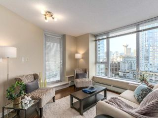 Photo 2: 1501 689 ABBOTT STREET in Vancouver: Downtown VW Condo for sale (Vancouver West)  : MLS®# R2133550