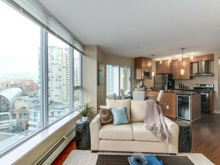 Photo 4: 1501 689 ABBOTT STREET in Vancouver: Downtown VW Condo for sale (Vancouver West)  : MLS®# R2133550