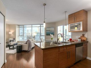 Photo 6: 1501 689 ABBOTT STREET in Vancouver: Downtown VW Condo for sale (Vancouver West)  : MLS®# R2133550