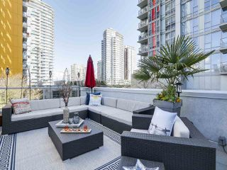 Photo 17: 133 REGIMENT SQUARE in Vancouver: Downtown VW Townhouse for sale (Vancouver West)  : MLS®# R2152733