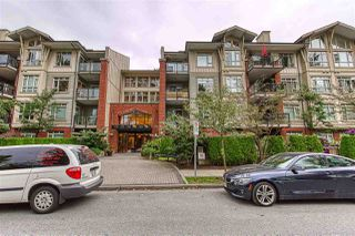 "Main Photo: 302 100 CAPILANO Road in Port Moody: Port Moody Centre Condo for sale in ""SUTERBROOK"" : MLS®# R2393569"