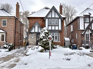 Main Photo: 203 Strathearn Road in Toronto: Humewood-Cedarvale House (2-Storey) for sale (Toronto C03)  : MLS®# C4673502