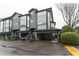 Photo 1: 1 1195 FALCON Drive in Coquitlam: Eagle Ridge CQ Townhouse for sale : MLS®# R2441753