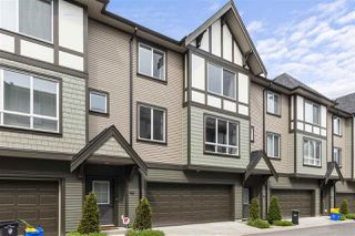 "Photo 1: 94 8138 204 Street in Langley: Willoughby Heights Townhouse for sale in ""ASHBURY + OAK"" : MLS®# R2455313"