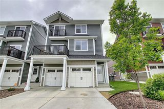 Photo 1: 1301 881 SAGE VALLEY Boulevard NW in Calgary: Sage Hill Row/Townhouse for sale : MLS®# C4305688