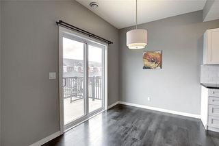Photo 9: 1301 881 SAGE VALLEY Boulevard NW in Calgary: Sage Hill Row/Townhouse for sale : MLS®# C4305688