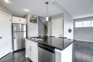 Photo 6: 1301 881 SAGE VALLEY Boulevard NW in Calgary: Sage Hill Row/Townhouse for sale : MLS®# C4305688