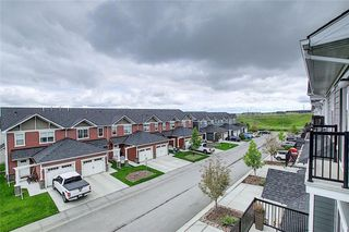 Photo 27: 1301 881 SAGE VALLEY Boulevard NW in Calgary: Sage Hill Row/Townhouse for sale : MLS®# C4305688
