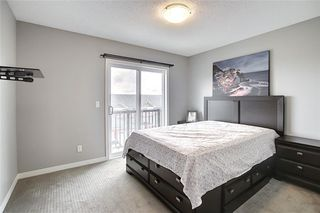 Photo 20: 1301 881 SAGE VALLEY Boulevard NW in Calgary: Sage Hill Row/Townhouse for sale : MLS®# C4305688