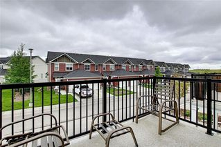 Photo 16: 1301 881 SAGE VALLEY Boulevard NW in Calgary: Sage Hill Row/Townhouse for sale : MLS®# C4305688