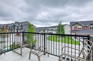 Photo 17: 1301 881 SAGE VALLEY Boulevard NW in Calgary: Sage Hill Row/Townhouse for sale : MLS®# C4305688