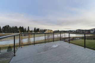 Photo 15: 938 WOOD Place in Edmonton: Zone 56 House Half Duplex for sale : MLS®# E4205551