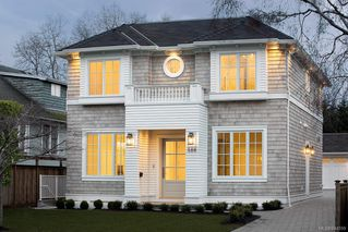 Photo 1: 586 Oliver St in Oak Bay: OB South Oak Bay Single Family Detached for sale : MLS®# 844559