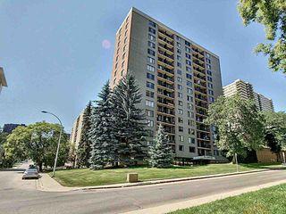 Photo 1: 1501 9808 103 Street in Edmonton: Zone 12 Condo for sale : MLS®# E4208325