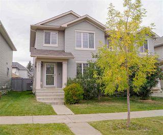 Photo 1: 8214 180 Avenue in Edmonton: Zone 28 House Half Duplex for sale : MLS®# E4213833