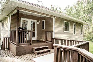 Photo 27: 46 62331 Rge Rd 411A: Rural Bonnyville M.D. House for sale : MLS®# E4218708