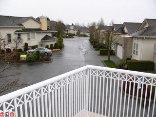 "Photo 10: 47 31450 SPUR Avenue in Abbotsford: Abbotsford West Townhouse for sale in ""LAKEPOINTE VILLAS"" : MLS®# F1207113"