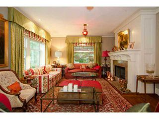 Photo 3: 3839 SELKIRK Street in Vancouver: Shaughnessy House for sale (Vancouver West)  : MLS®# V988880
