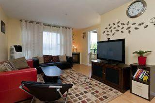 "Photo 2: 506 415 E COLUMBIA Street in New Westminster: Sapperton Condo for sale in ""SAN MARINO"" : MLS®# V1018971"