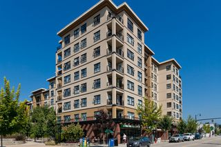 "Photo 1: 506 415 E COLUMBIA Street in New Westminster: Sapperton Condo for sale in ""SAN MARINO"" : MLS®# V1018971"