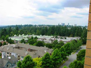 "Photo 14: # 1003 7388 SANDBORNE AV in Burnaby: South Slope Condo for sale in ""MAYFAIR PLACE"" (Burnaby South)  : MLS®# V1022049"
