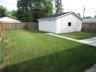 Photo 18: 613 Kildare Avenue East in WINNIPEG: Transcona Residential for sale (North East Winnipeg)  : MLS®# 1318617