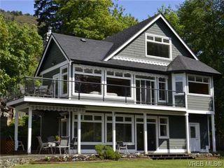 Photo 1: 2214 Shawnigan Lake Road in Shawnigan Lake: ML Shawnigan Lake House for sale (Malahat & Area)  : MLS®# 323609