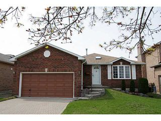 Main Photo: 54 DOUGLAS DR in BARRIE: House for sale : MLS®# 1403531