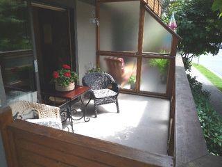 Photo 11: 1855 GREER AV in Vancouver: Kitsilano Condo for sale (Vancouver West)  : MLS®# V1068596