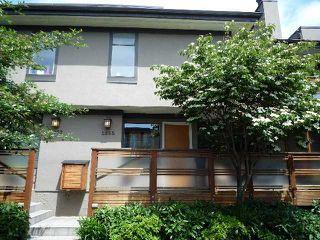 Photo 2: 1855 GREER AV in Vancouver: Kitsilano Condo for sale (Vancouver West)  : MLS®# V1068596