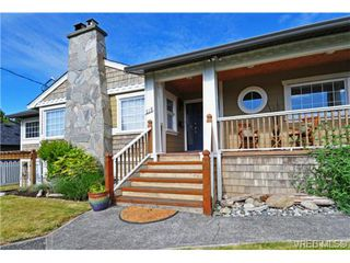 Photo 1: 518 Hampshire Road in VICTORIA: OB South Oak Bay Residential for sale (Oak Bay)  : MLS®# 339430