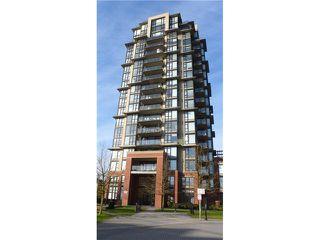 Photo 1: # 201 11 E ROYAL AV in New Westminster: Fraserview NW Condo for sale : MLS®# V1058330