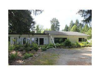 Photo 1: 22288 136TH AV in Maple Ridge: North Maple Ridge House for sale : MLS®# V1065607