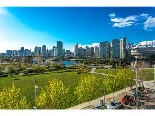 Photo 19: # 404 1616 COLUMBIA ST in Vancouver: False Creek Condo for sale (Vancouver West)  : MLS®# V1115216