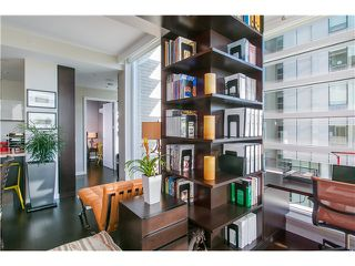 Photo 3: # 404 1616 COLUMBIA ST in Vancouver: False Creek Condo for sale (Vancouver West)  : MLS®# V1115216