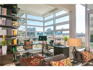 Photo 2: # 404 1616 COLUMBIA ST in Vancouver: False Creek Condo for sale (Vancouver West)  : MLS®# V1115216