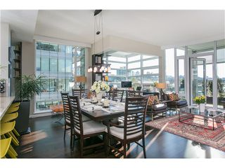 Photo 4: # 404 1616 COLUMBIA ST in Vancouver: False Creek Condo for sale (Vancouver West)  : MLS®# V1115216