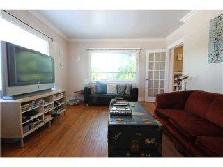 Photo 4: 1267 E 13TH AV in Vancouver: Mount Pleasant VE House for sale (Vancouver East)  : MLS®# V1141181